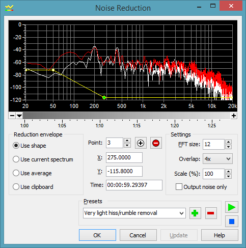 ������ GoldWave 5.56 Final ���� noisereduction.png